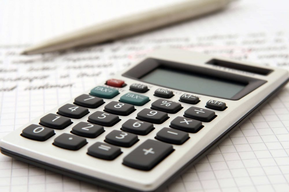 calculator for doing tax defers